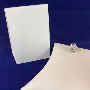 NWOT Pandora Sterling Silver Rabbit Charm #790389